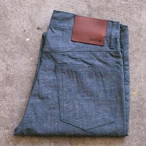 #128 Japan Twisted Yarn 5 Pocket