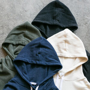 Waffle Pullover 4 Pack